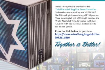 Tehillim Book (English Transliteration)