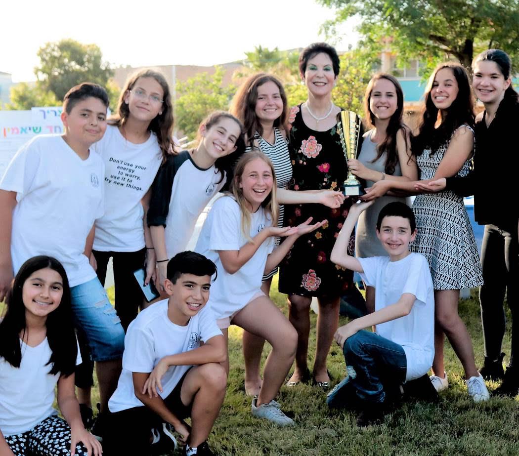 Wizo Nir Ha'emek & Chw Hadassim Among Israel's Outstanding High Schools
