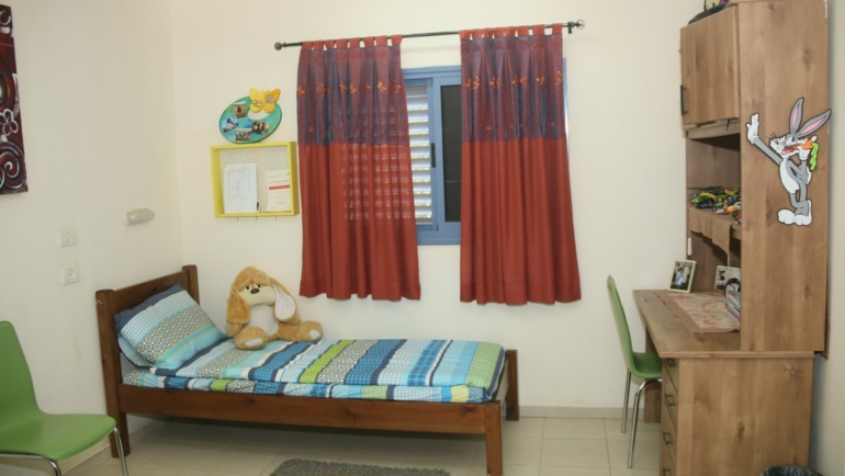 A Bed of His Own: Yaniv's Story