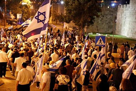 Thousands at Annual Tisha B'Av