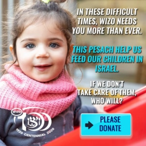 Pesach 2020 Campaign