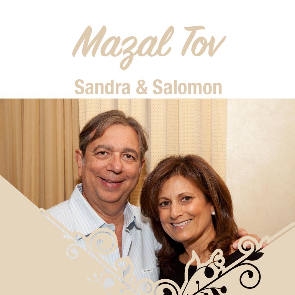 Sandra & Salomon