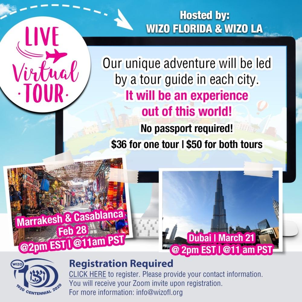 Live Virtual Tour